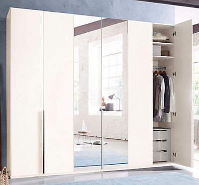 Wimex Kleiderschrank inkl. Schubkasteneinsatz und Einlegeböden