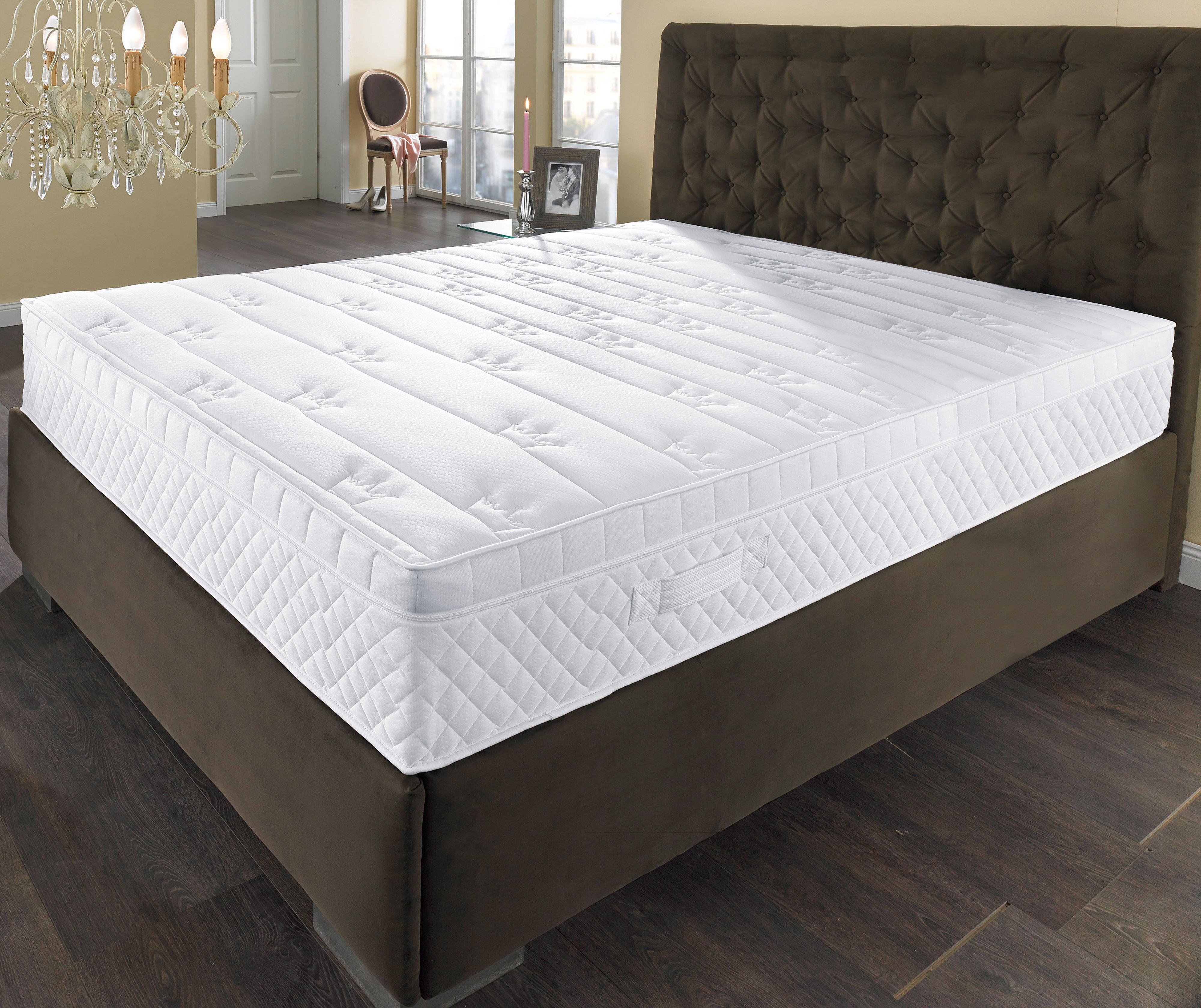 boxspring taschenfederkernmatratze meike malie kaufen schlafwelt. Black Bedroom Furniture Sets. Home Design Ideas